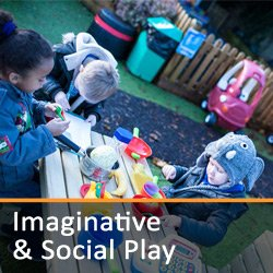 Click to view our Imaginative & Social Play range