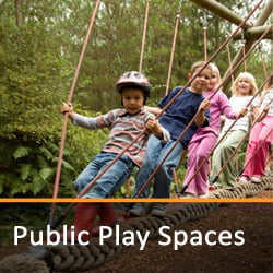 Click to view our Public Play Spaces range