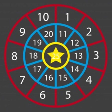 Number Target product image 1