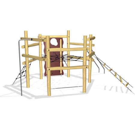 ROBINIA SIX SIDED CLIMBING STRUCTURE product image 1