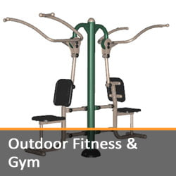 Outdoor Fitness and Gym
