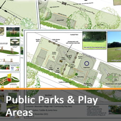 Public Parks & Play Areas