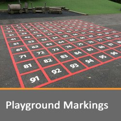 Click to our Playground Markings section